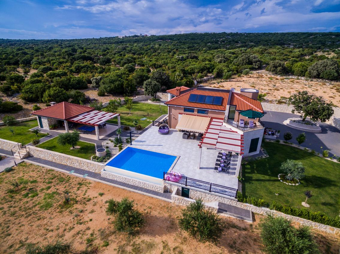 Hrvatska luksuzne vile