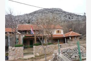 Prázdninový dům s parkovištěm Starigrad (Paklenica) - 16126