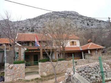 Starigrad, Paklenica, Property 16126 - Vacation Rentals with pebble beach.