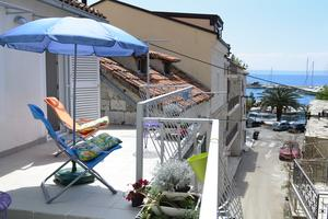 Seaside holiday house Baška Voda (Makarska) - 16138