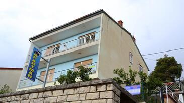 Šibenik, Šibenik, Alloggio 16170 - Appartamenti affitto con la spiaggia ghiaiosa.