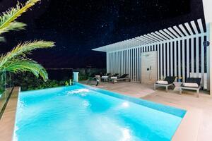 Luxusní vila u moře s bazénem Sutivan (Brač) - 16171