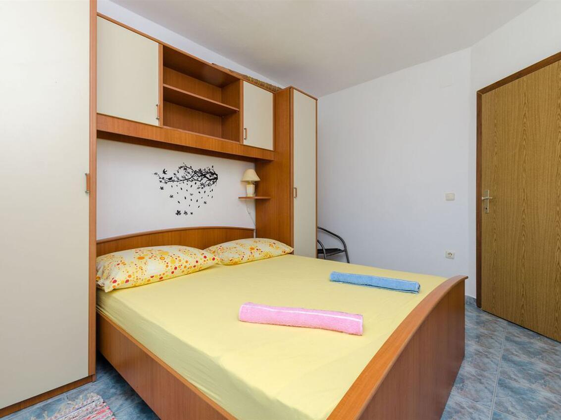 Ferienwohnung im Ort Kanica (Rogoznica), Kapazität 2+2 (2543358), Kanica, , Dalmatien, Kroatien, Bild 7