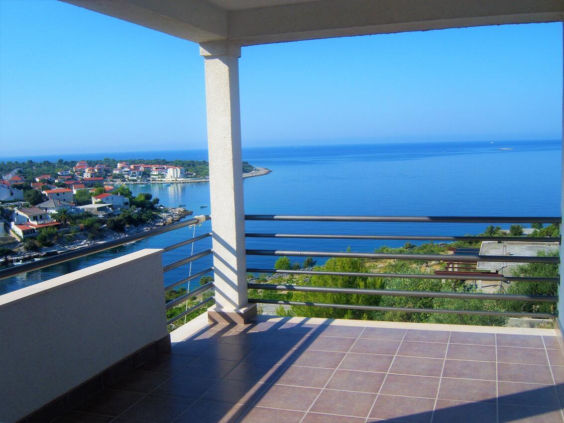 Ferienwohnung im Ort Kanica (Rogoznica), Kapazität 2+2 (2543358), Kanica, , Dalmatien, Kroatien, Bild 11