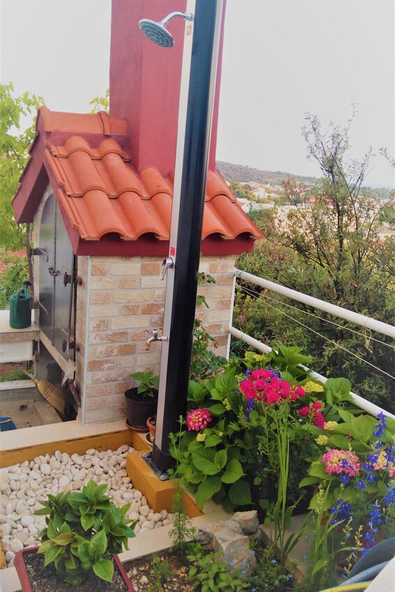 Ferienwohnung im Ort Kanica (Rogoznica), Kapazität 2+2 (2543358), Kanica, , Dalmatien, Kroatien, Bild 15