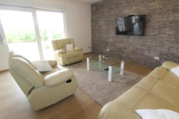 Smilčić, Living room in the house, WiFi.