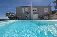 Апартаменты с бассейном Густирна - Gustirna (Трогир - Trogir) - 16233