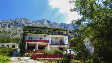 Živogošće - Porat, Makarska, Property 16289 - Apartments with pebble beach.
