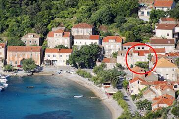 Trstenik, Pelješac, Объект 16309 - Дом для отдыха вблизи моря с галечным пляжем.