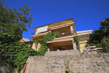 Rabac, Labin, Property 16312 - Apartments with pebble beach.