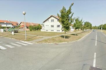 Osijek, Slavonija, Hébergement 16319 - Appartement en Croatie.
