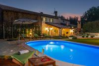 Prázdninový dům s bazénem Cerion (Vnitrozemí Istrie - Središnja Istra) - 16332