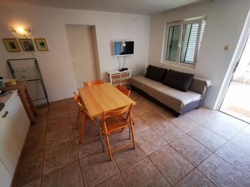 Ivan Dolac, Гостиная в размещении типа apartment, Домашние животные допускаются и WiFi.