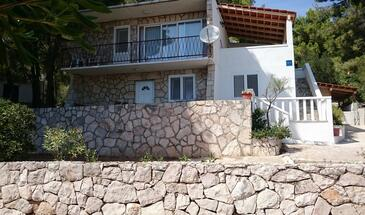 Ivan Dolac, Hvar, Property 16340 - Apartments near sea with pebble beach.