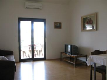 Palit, Dnevna soba v nastanitvi vrste apartment, dostopna klima in WiFi.