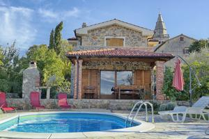 Family friendly house with a swimming pool Poljica, Krk - 16383