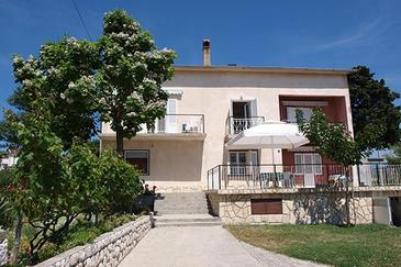 Lopar, Rab, Property 16389 - Apartments with rocky beach.