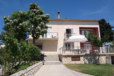 Lopar, Rab, Объект 16389 - Апартаменты со скалистым пляжем.