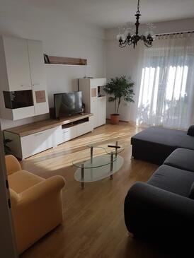 Stari Grad, Obývací pokoj v ubytování typu apartment, WiFi.