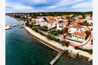 Апартаменты у моря Задар - Дикло - Zadar - Diklo (Задар - Zadar) - 16419