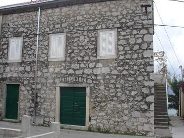 Blace, Ušće Neretve, Objekt 16427 - Ferienhaus nah am Meer am Kieselstränden.