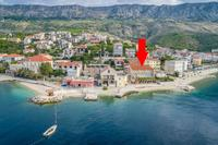 Apartments by the sea Mali Rat (Omiš) - 16437