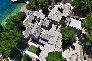 Luksuzna vila ob morju z bazenom Zaliv Pisak - Vrulja (Omiš) - 16454