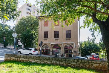 Rijeka, Rijeka, Objekt 16455 - Ubytování s oblázkovou pláží.
