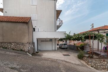 Mastrinka, Čiovo, Alloggio 16460 - Appartamenti affitto vicino al mare con la spiaggia ghiaiosa.