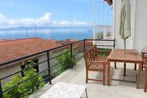 Apartments by the sea Podgora, Makarska - 16476
