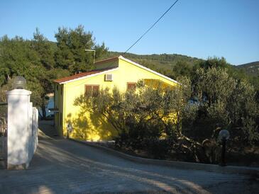 Mala Lamjana, Ugljan, Объект 16481 - Апартаменты вблизи моря.
