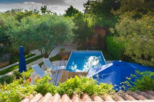 Prázdninový dům s bazénem Šišan (Medulin) - 16491