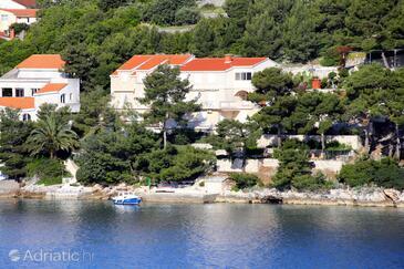 Račišće, Korčula, Objekt 165 - Ubytování v blízkosti moře.