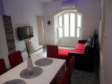 Solin, Dnevni boravak u smještaju tipa apartment, dostupna klima i WiFi.