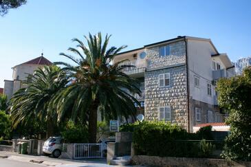 Makarska, Makarska, Objekt 16521 - Apartmaji s prodnato plažo.