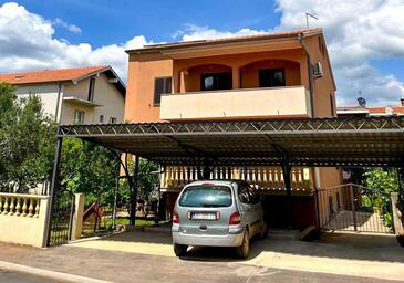Zadar - Diklo, Zadar, Objekt 16522 - Ferienwohnungen am Kieselstränden.