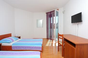 Trogir, Camera da letto   nell'alloggi del tipo room, WiFi.