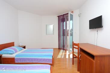 Trogir, Спальня в размещении типа room, WiFi.
