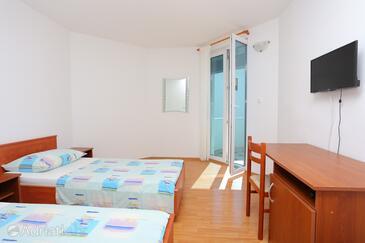 Trogir, Ložnice v ubytování typu room, WiFi.
