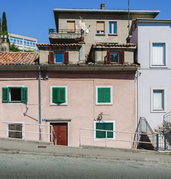 Rijeka, Rijeka, Property 16541 - Apartments with pebble beach.