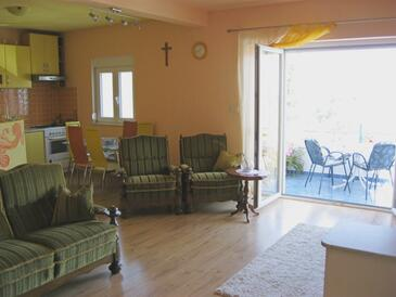 Mastrinka, Гостиная в размещении типа apartment, доступный кондиционер и WiFi.