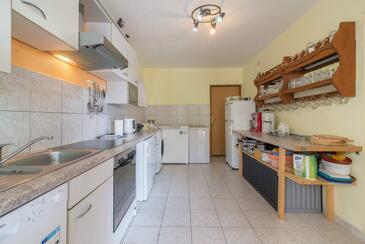 Kruševo, Kuchyně v ubytování typu apartment, WiFi.