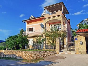 Bilice, Krka, Объект 16582 - Апартаменты с галечным пляжем.
