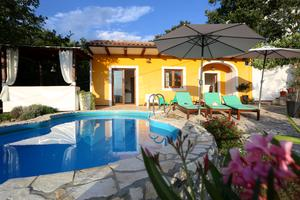 Family friendly house with a swimming pool Ripenda Verbanci (Labin) - 16583
