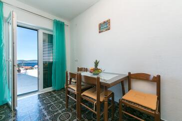 Brela, Столовая в размещении типа apartment, WiFi.