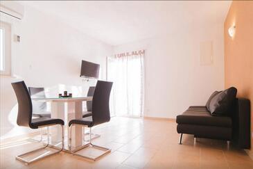 Stanići, Camera di soggiorno nell'alloggi del tipo apartment, WiFi.