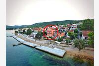 Апартаменты у моря Билице - Bilice (Крка - Krka) - 16629