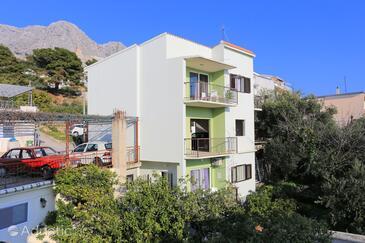 Podgora, Makarska, Объект 16630 - Апартаменты вблизи моря с галечным пляжем.