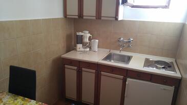Banjol, Кухня в размещении типа studio-apartment, WiFi.
