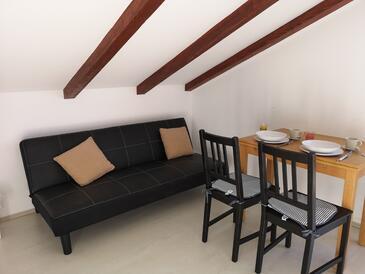 Lopar, Столовая в размещении типа apartment, доступный кондиционер, Домашние животные допускаются и WiFi.
